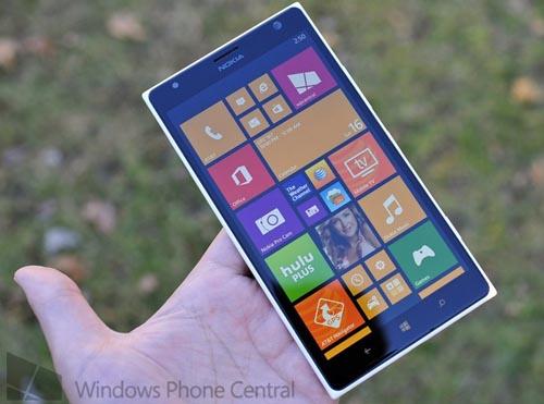 Новое и усовершенствованное в Nokia Lumia 1520