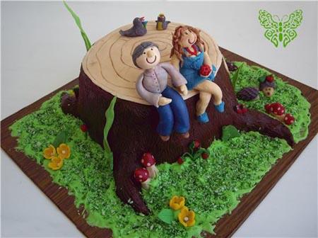 Как праздновать деревянную свадьбу