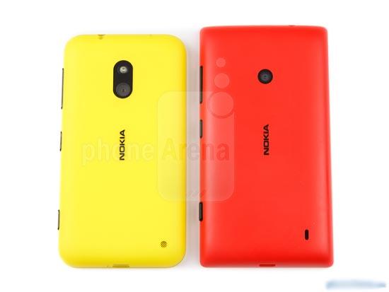 Nokia Lumia 520 - автономная работа