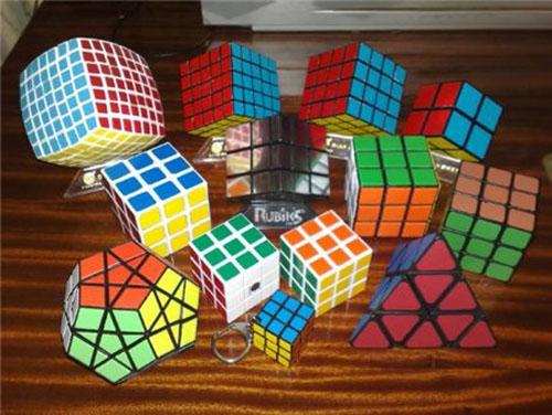 Как собрать кубик Рубика 5х5