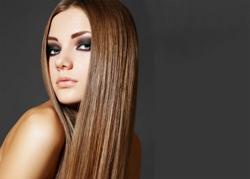 технология окрашивания волос видео