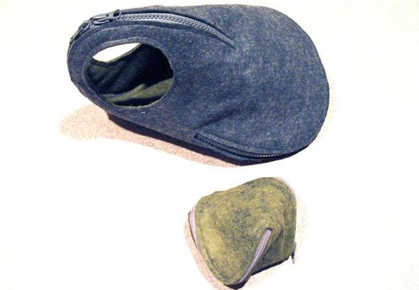 элегантные сумку и кошелек