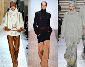 97e7578b3bf Модные блузки и свитера для полных осень-зима 2015-2016  тренды и фото