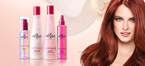 Nexxus Color Assure Pre-Wash Primer.