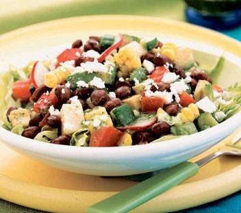 Праздничный салат на Новый год «Мексиканский»