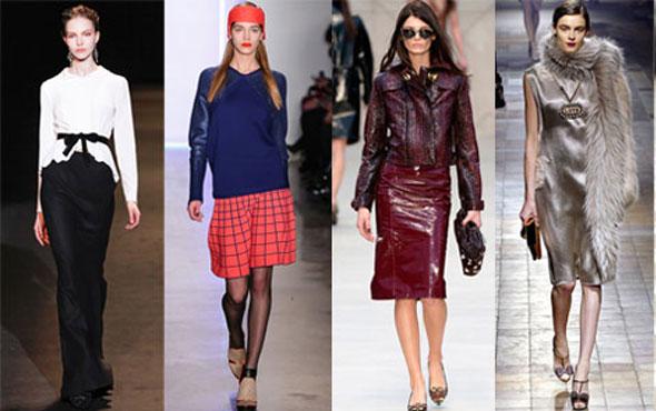 Осенняя мода для женщин за 50 сезона 2015-2016