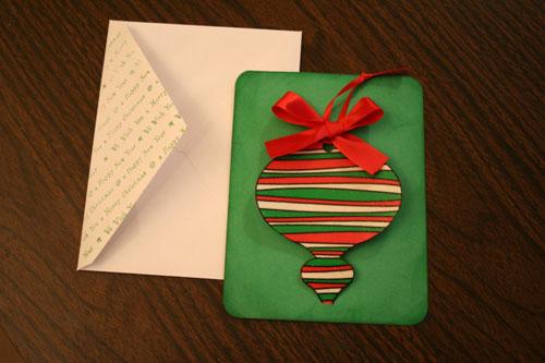 Как сделать красивую открытку на Новый год своими руками: мастер-класс с фото