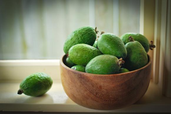 Польза плода фейхоа. Рецепты компота