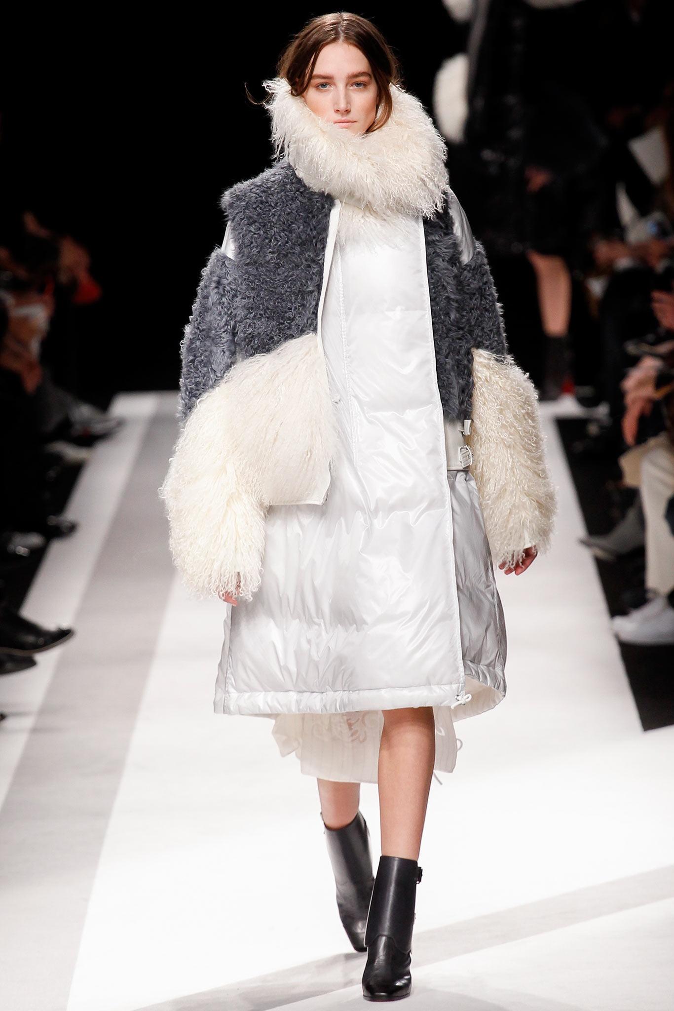 верхняя одежда зима 2015  женская