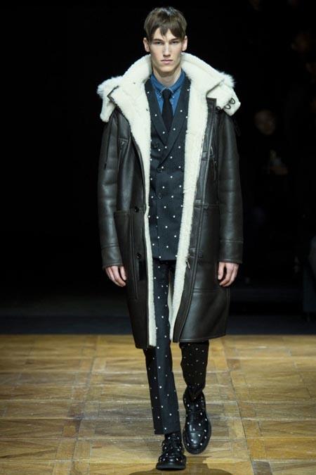 Самые модные и стильные дублёнки, Зима 2015–2016, фото