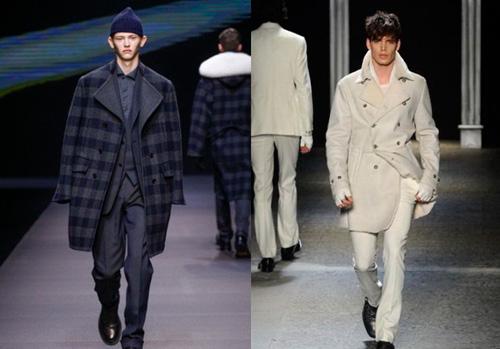 Модные тенденции в фасонах мужской одежды