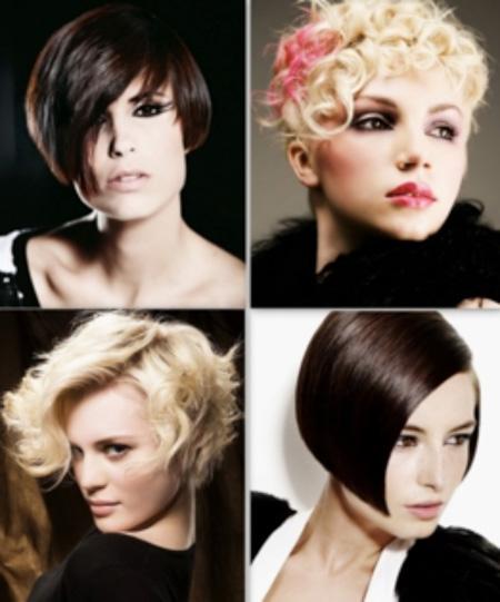Зимой стилисты рекомендуют завивать волосы. Это можно сделать даже с короткой стрижкой с помощью брашинга.