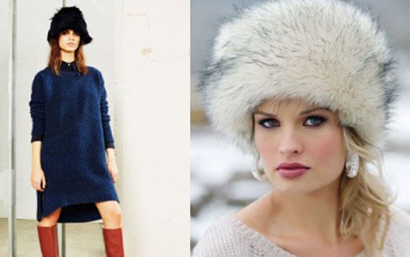 Модные меховые шапки, Осень-Зима 2015-2016: фото самых модных женских меховых шапок 2016 года