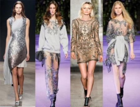 Создайте легкий и воздушный образ, выбирая платье в светлых тонах с интересным орнаментом