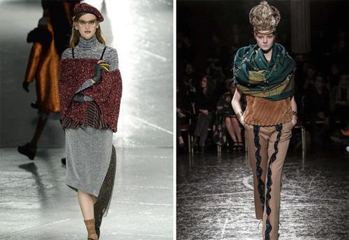 Как модно завязывать шарф?