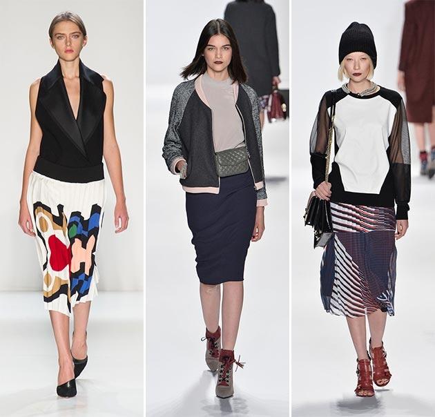 Модная Юбка Зима 2015 Доставка