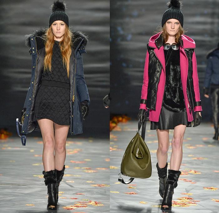 Мода Осень-Зима 2017-2017 Кожаная Куртка