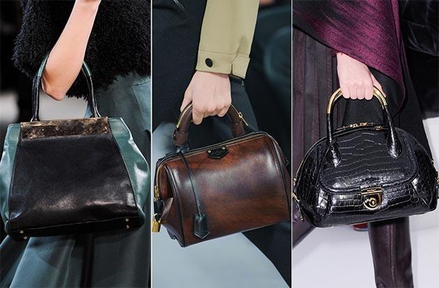 Модные сумки зима 2015