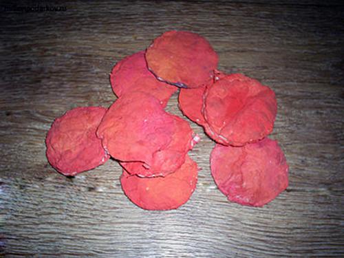 Цветок своими руками из ваты 2