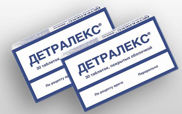 Детралекс: инструкция по применению, фото, отзывы, цены