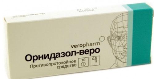 Орнидазол: инструкция по применению, фото, отзывы, цены