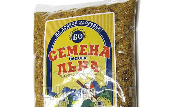Семена льна: инструкция по применению, фото, отзывы, цены