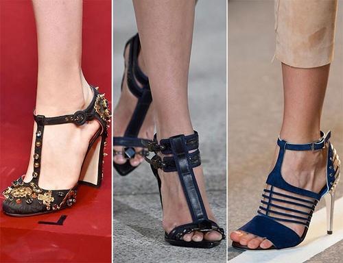 Какую обувь носить весной 2015, фото