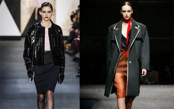 Модная верхняя одежда сезона Весна 2015 для женщин и мужчин, фото