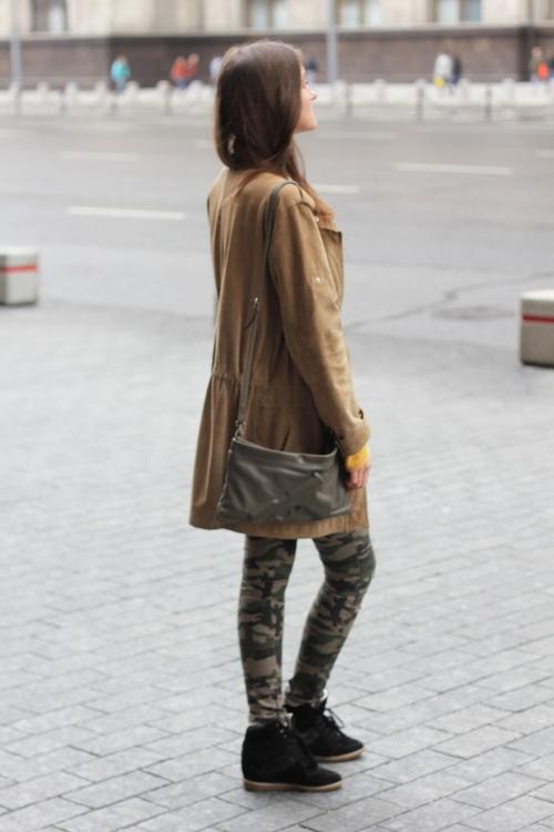 Парка: как носить, с чем носить, фото