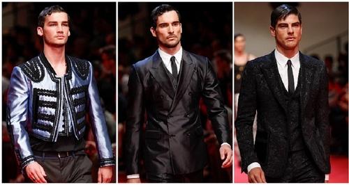 Самые модные стрижки мужские, Весна-Лето 2015, фото