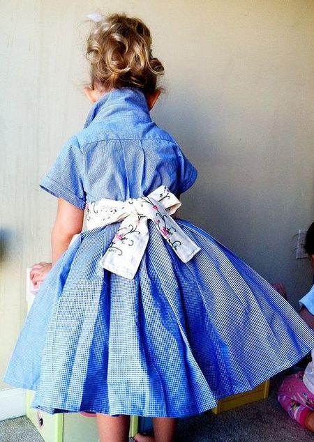 Детские платья для детского сада
