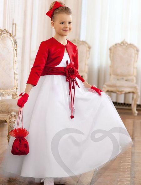 платье на выпускной 4 класс фото 10 лет