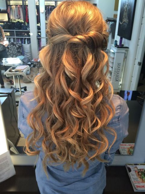 Crochet Hair Half Up Half Down : ??? ???????? ??????? ???????? ??????? ...