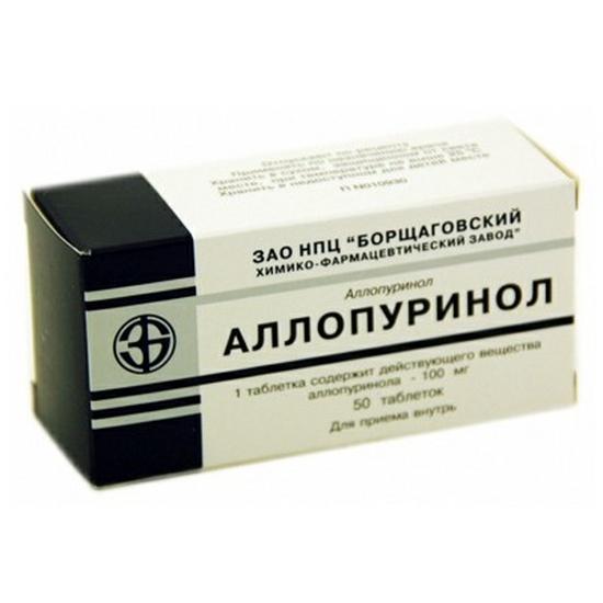 Аллопуринол: воздействие препарата, показания, противопоказания, цена