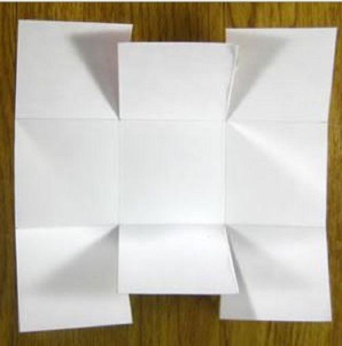 Своими руками корзины из бумаги