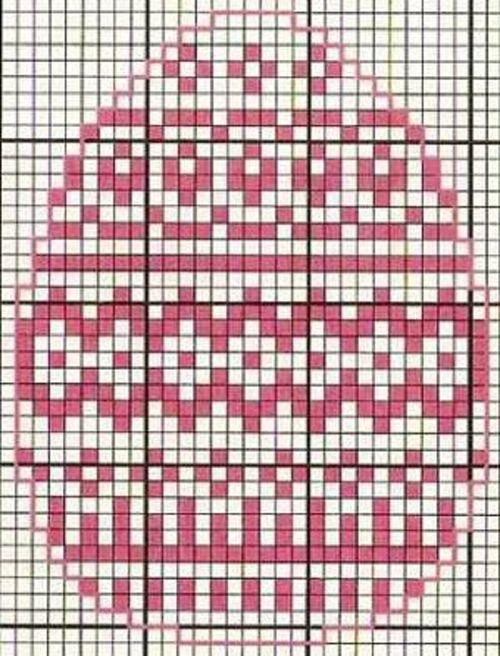 Орнаменты для пасхальной