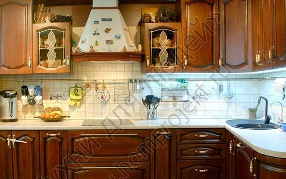 Уютная кухня – залог вкусной и здоровой пищи