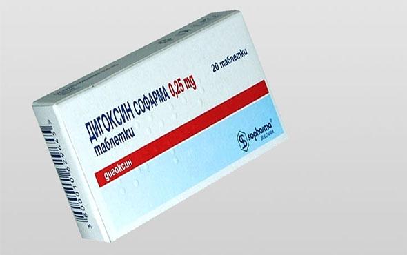 Дигоксин: инструкция по применению, фото, отзывы, цены