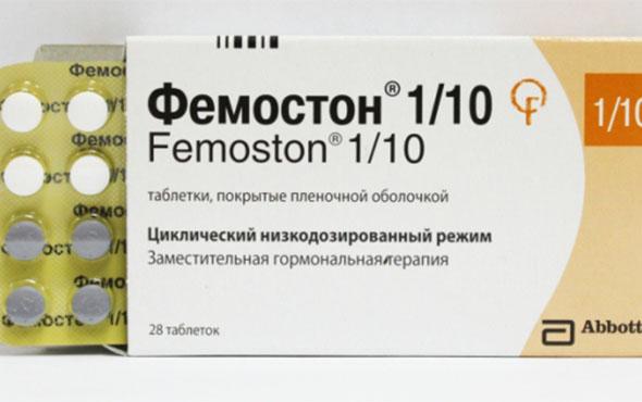Фемостон: показания к применению, противопоказания и возможные побочные действия