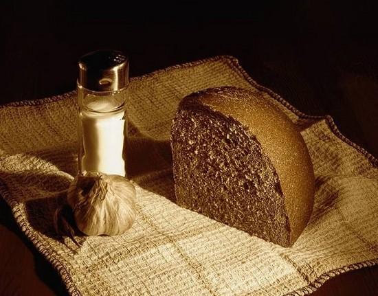 Календарь Великого Поста: что можно есть