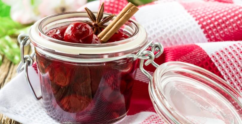 Варенье-желе из вишни без косточек