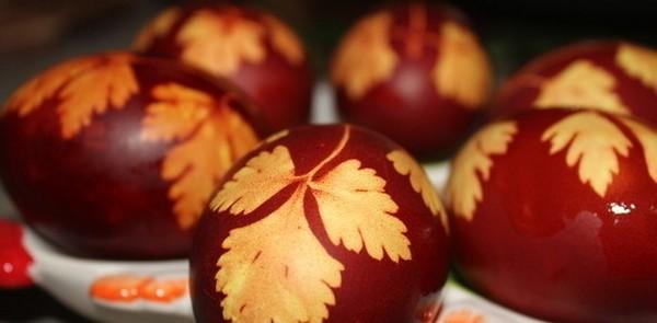 Как красить яйца на Пасху: традиции праздника и советы