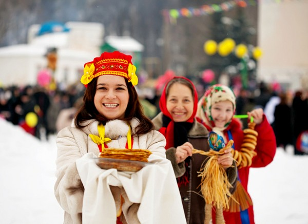 Масленица 2016 - лучшие традиции, песни и стихи