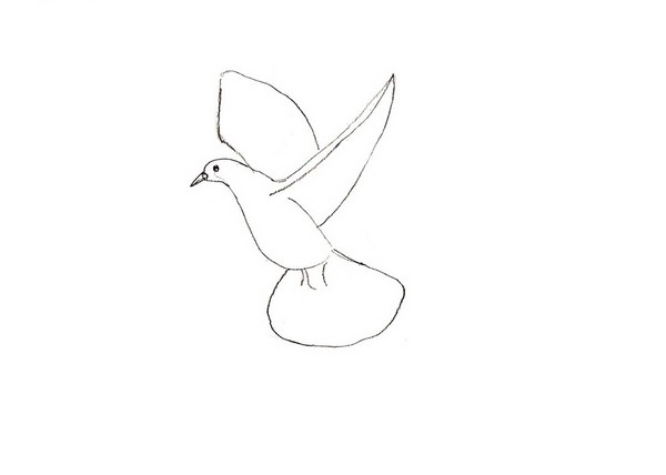 Вместо слов: рисунки на 9 Мая своими руками