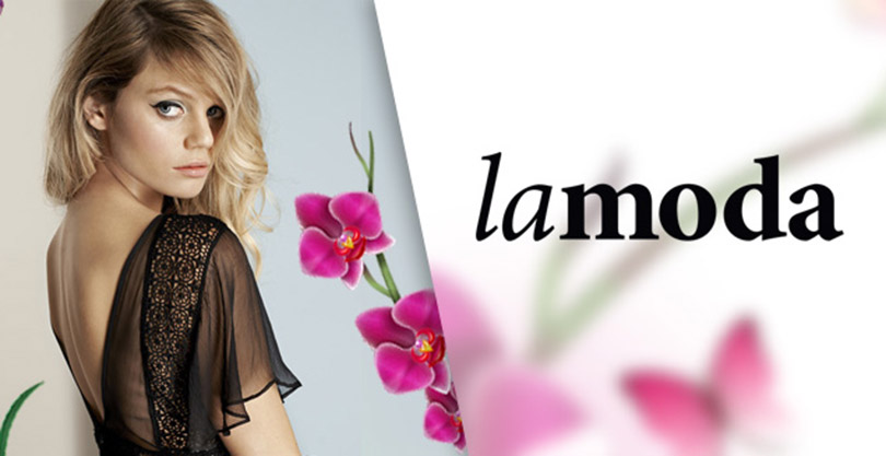 Романтичный конкурс от Lamoda