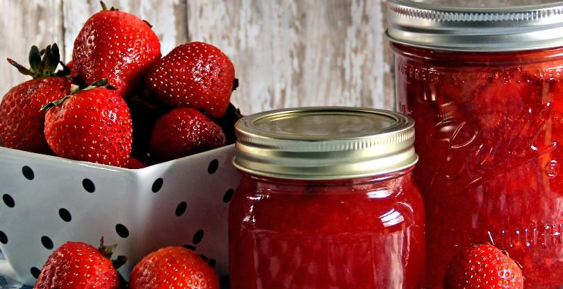 Варенье из малины с целыми ягодами пятиминутка