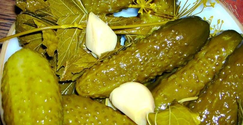 Маринованные огурцы без стерилизации на зиму с уксусом рецепт с фото пошагово и video