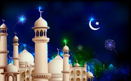 Ураза Байрам - поздравления с праздником на татарском, русском и турецком языках в прозе, картинках и коротких СМС