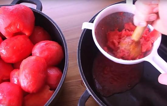 Кетчуп на зиму, рецепты с фото. Заготовка домашнего кетчупа на зиму из помидоров, томатной пасты, с яблоками