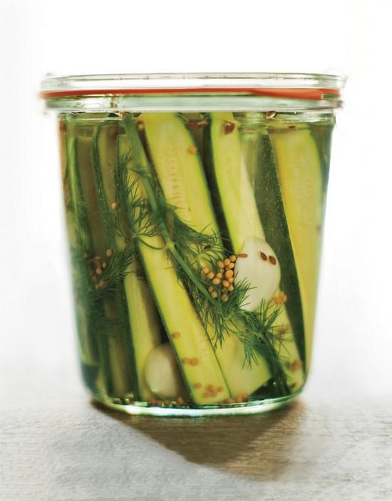 Маринованные кабачки быстрого приготовления на зиму. Рецепты маринованных кабачков на зиму: по-корейски, с медом, без стерилизации